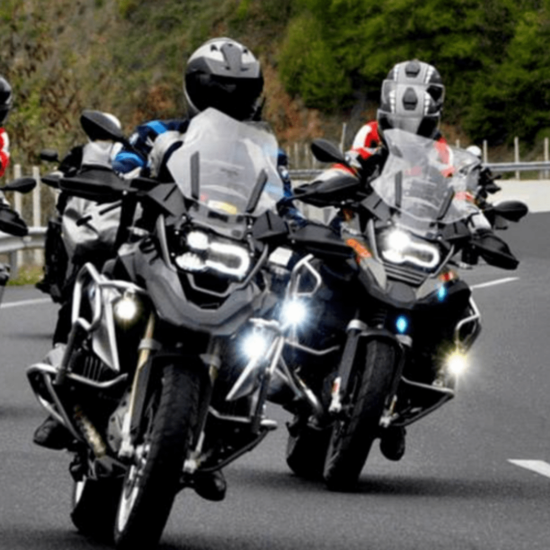 Defensive Road Riding Course